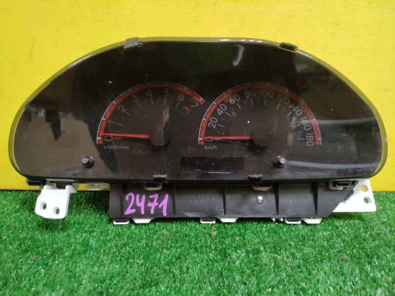Панель приборов Toyota Porte NNP11 1NZ