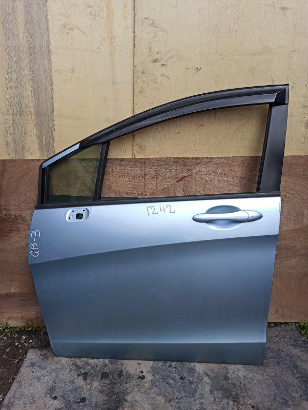 Дверь Honda Freed GB3 передняя левая