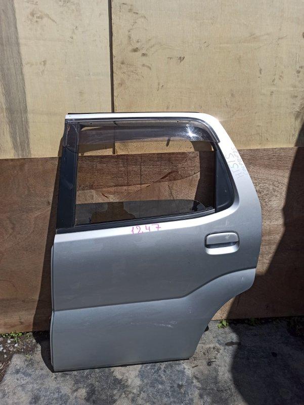 Дверь Suzuki Swift HT51S задняя левая