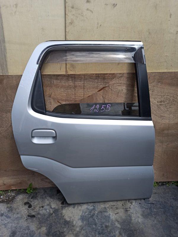 Дверь Suzuki Swift HT51S задняя правая