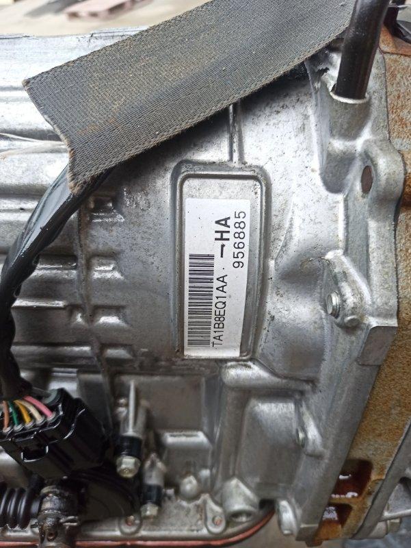 Акпп Subaru Impreza GH2 EL154