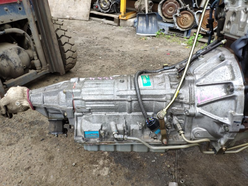 Акпп Toyota Brevis JCG11 2JZ-FSE