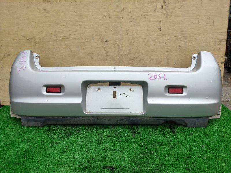 Бампер Suzuki Kei HN11S F6A задний
