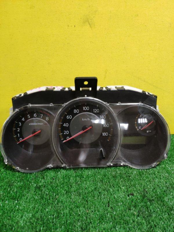 Панель приборов Nissan Tiida SC11