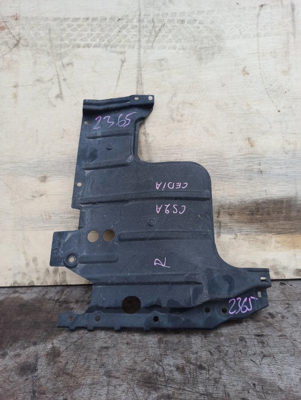 Защита двигателя Mitsubishi Lancer CS2A 4G15 передняя правая