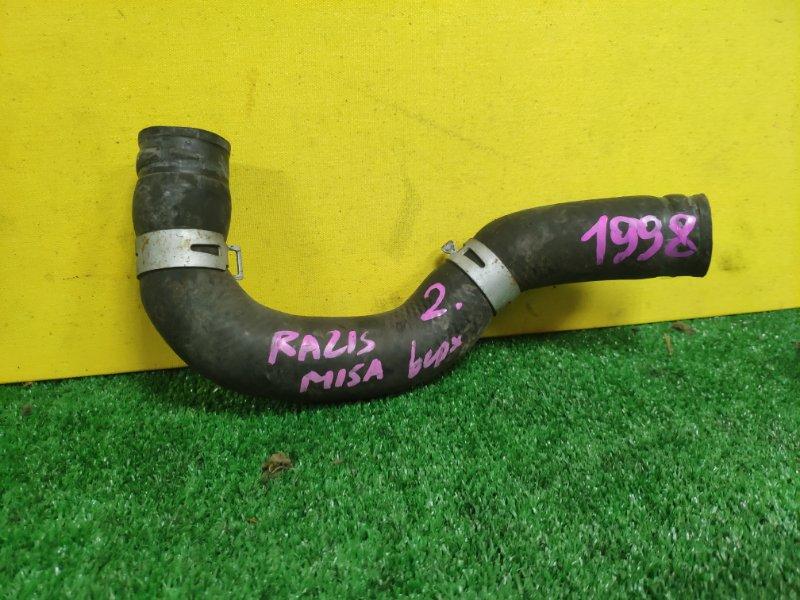 Патрубок радиатора Suzuki Aerio RA21S M15A