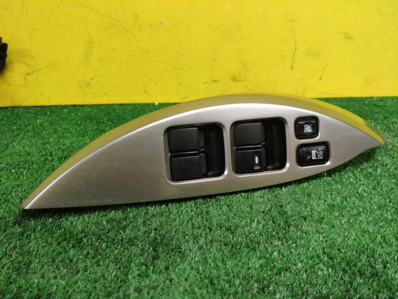 Блок упр. стеклоподьемниками Mitsubishi Grandis NA4W 4G69 передний правый