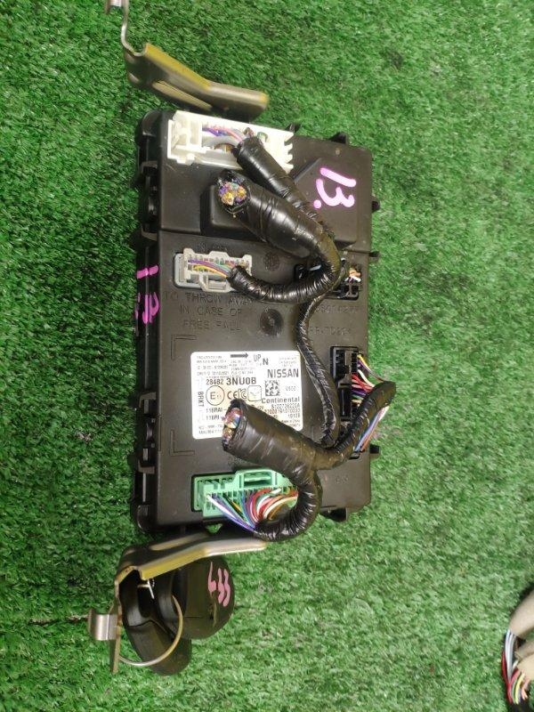 Блок body control Nissan Teana L33 QR25DE
