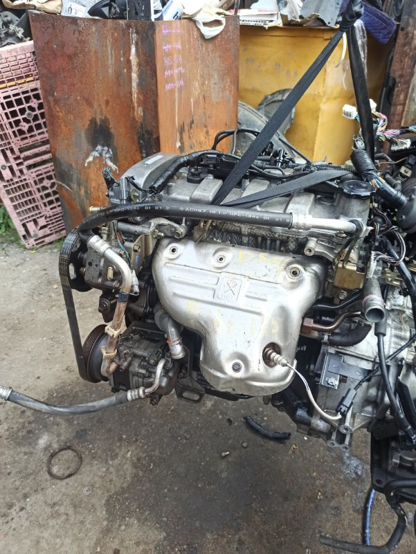 Двигатель Mazda Premacy CP8W FP