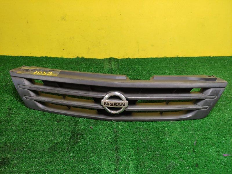 Решетка радиатора Nissan Ad VFY11 QG15