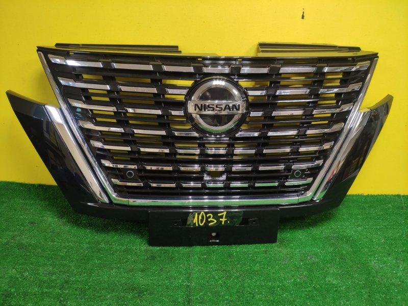 Решетка радиатора Nissan Serena GNC27 MR20DD 2020