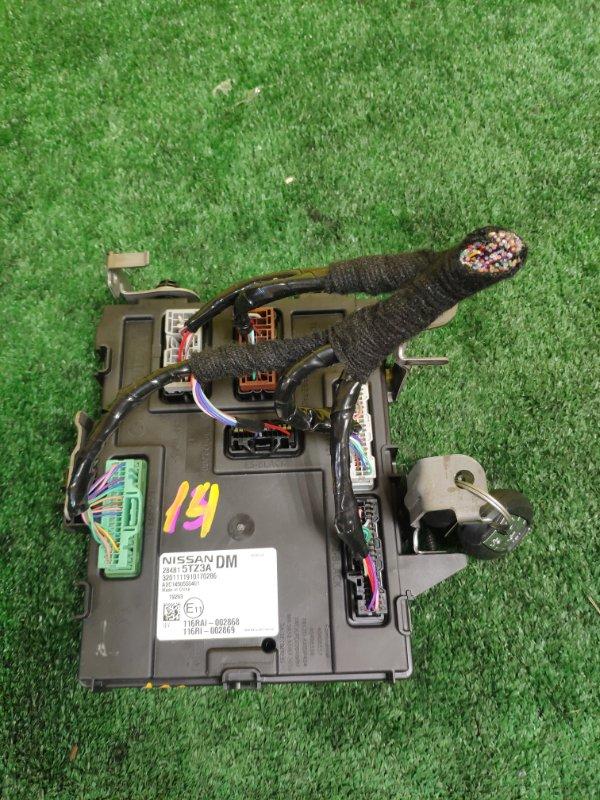 Блок body control Nissan Serena HFC27 HR12DE 2020