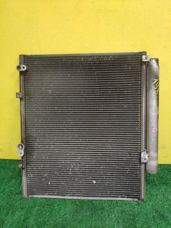 Радиатор кондиционера Hino Dutro XZU348 N04C-TJ 2009