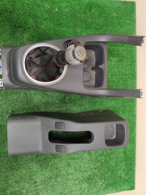 Консоль кпп Suzuki Swift ZC31S M16A