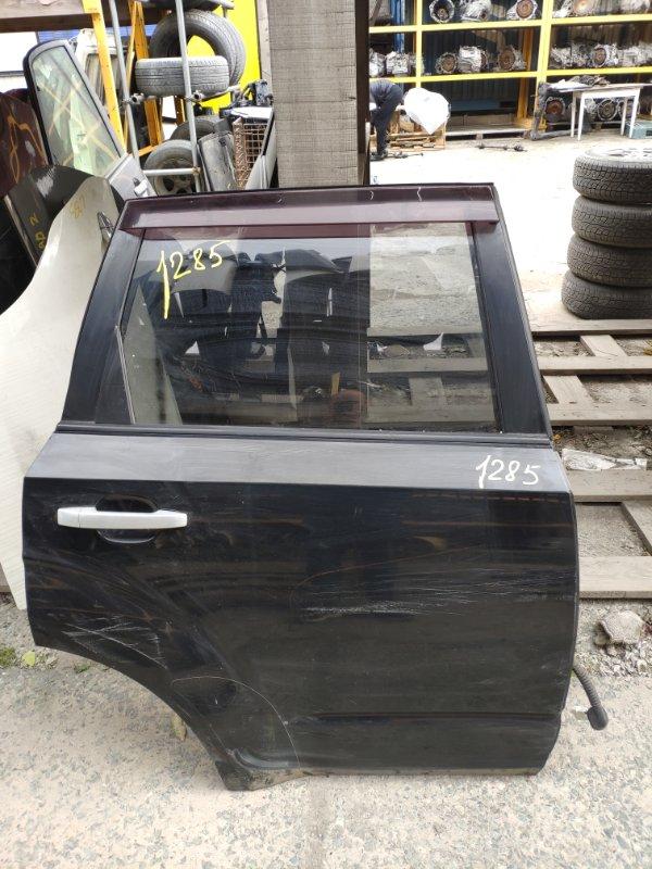 Дверь Subaru Forester SH5 FB20 2011 задняя правая