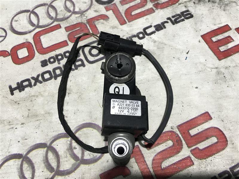 Клапан электромагнитный Mercedes-Benz S-Class W221 W221 273.961 2007