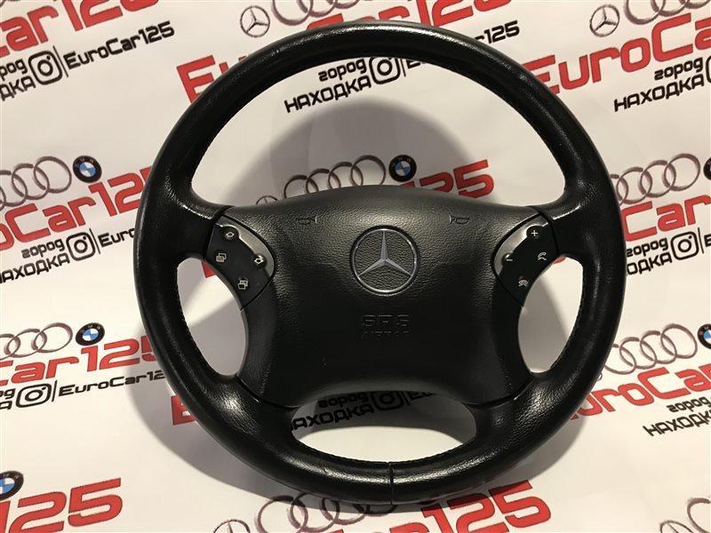 Руль Mercedes-Benz C-Class W203 W203 271.946 2007