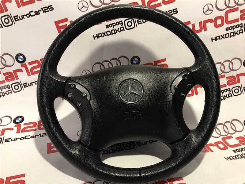 Руль Mercedes-Benz C-Class W203 W203 112.912 2004
