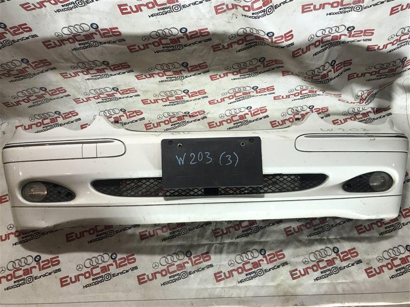 Бампер Mercedes-Benz C-Class W203 W203 112.912 2004 передний