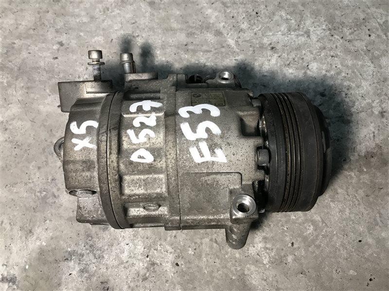 Компрессор кондиционера Bmw X5 E53 M54B30 2006