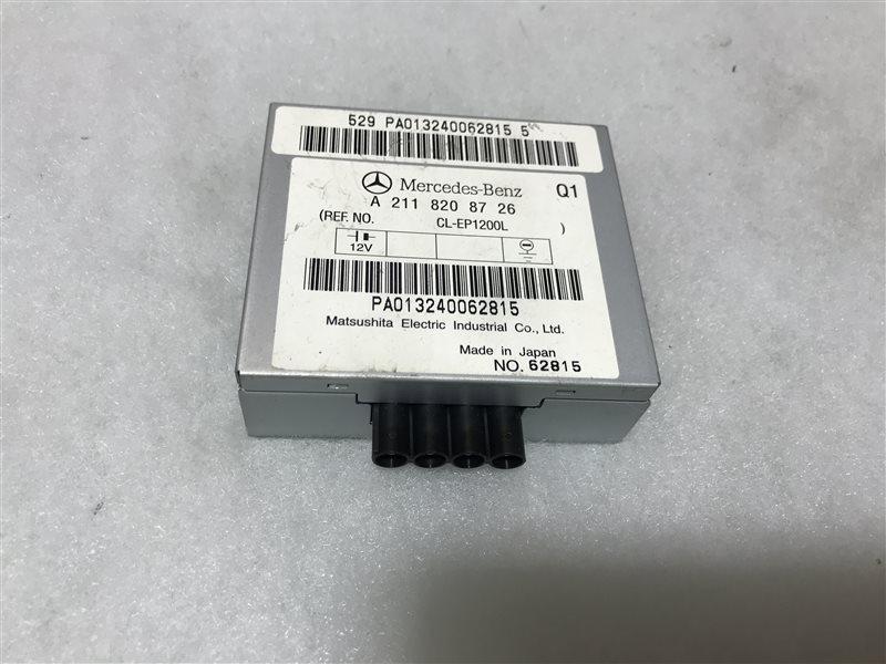 Блок управления антенной Mercedes-Benz Cls-Class W219 W219 C219 113.967 2005