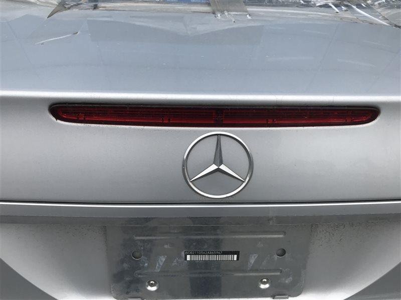 Стоп-вставка Mercedes-Benz E-Class W211 W211 272.964 2005 задняя