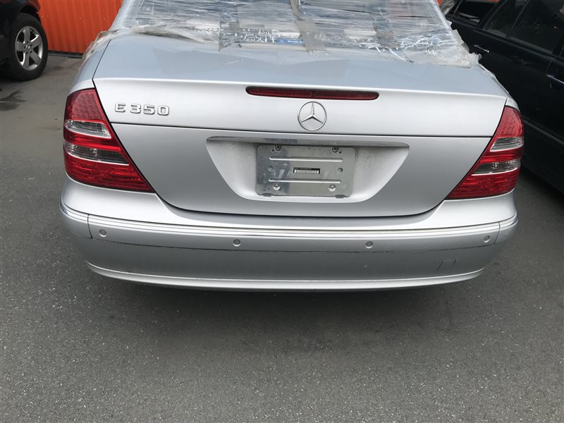 Крышка багажника Mercedes-Benz E-Class W211 W211 272.964 2005 задняя