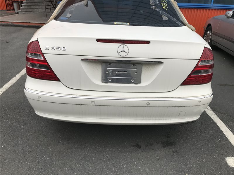 Крышка багажника Mercedes-Benz E-Class W211 W211 272.964 2006 задняя
