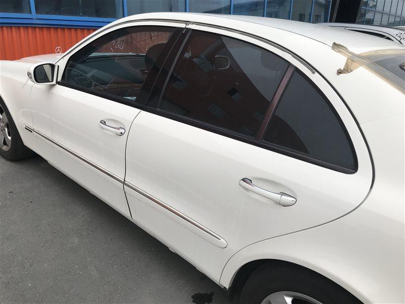 Дверь Mercedes-Benz E-Class W211 W211 272.964 2006 задняя левая
