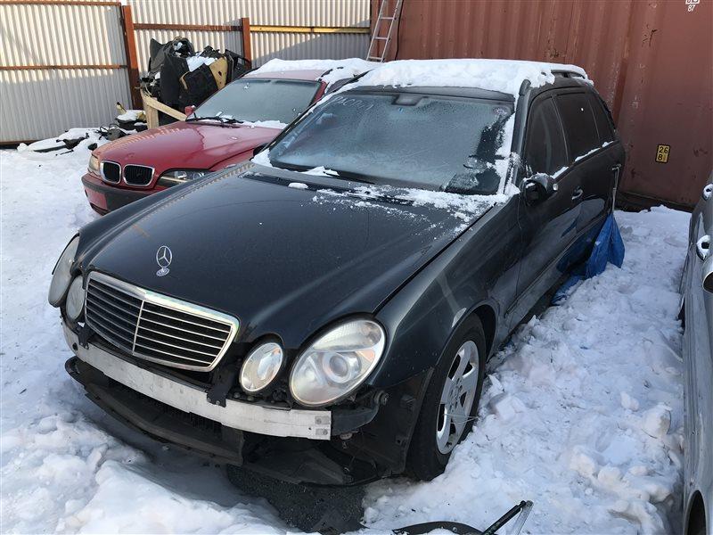Дверь Mercedes-Benz E-Class W211 W211 112.949 2004 передняя левая