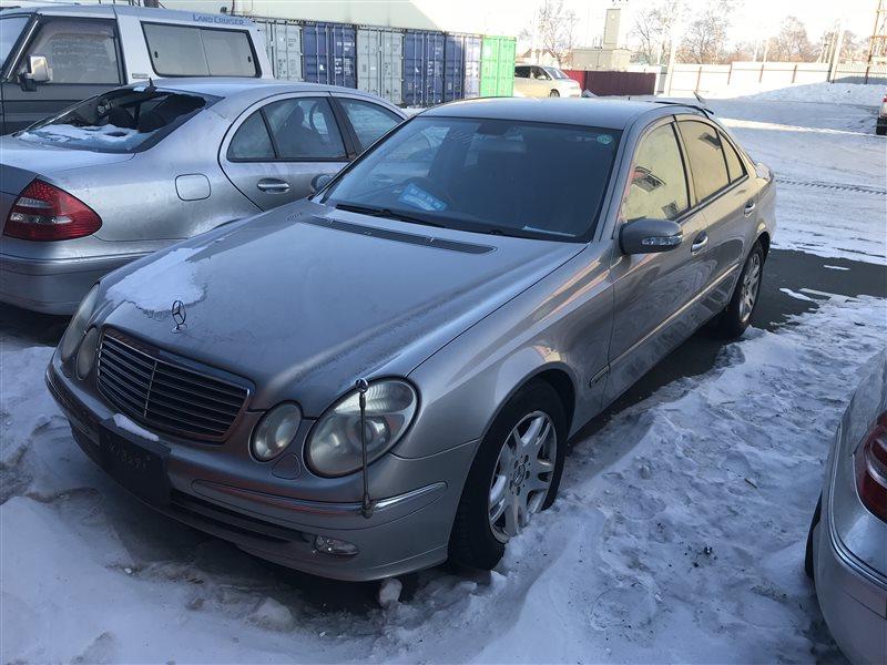 Дверь Mercedes-Benz E-Class W211 W211 112.913 2004 задняя левая