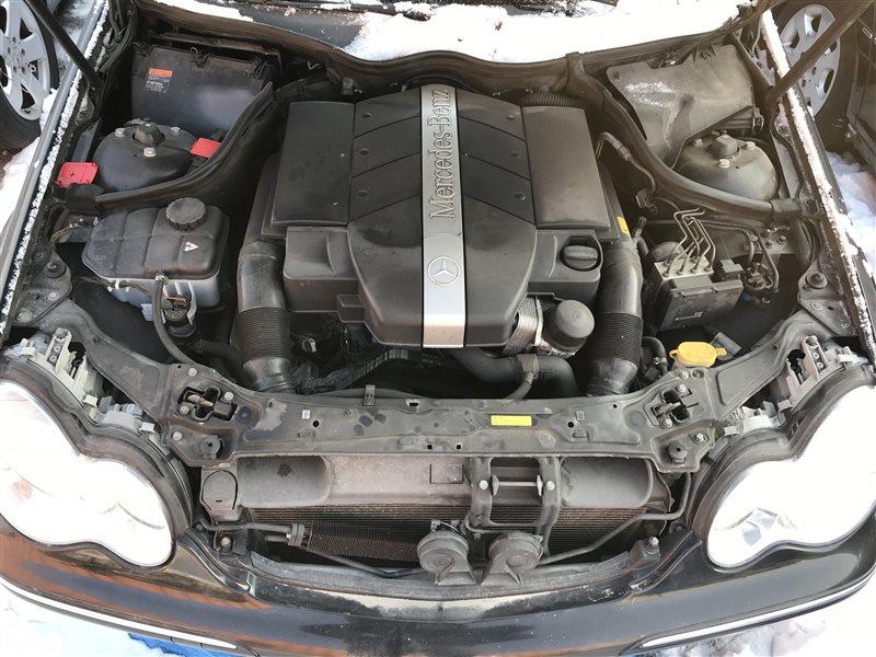 Акпп Mercedes-Benz C-Class W203 W203 112.916 2003