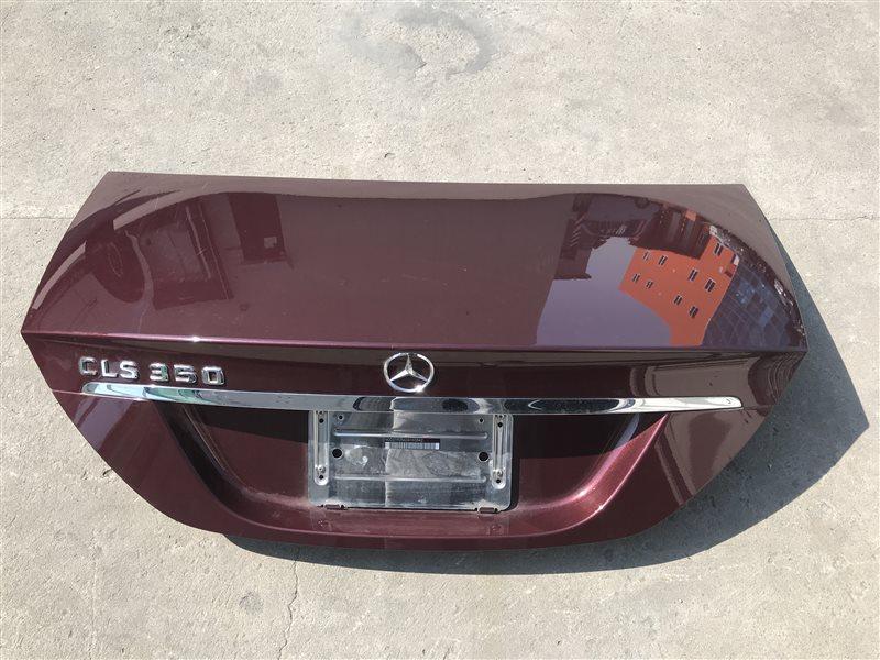 Крышка багажника Mercedes-Benz Cls-Class W219 W219 C219 272.964 2006