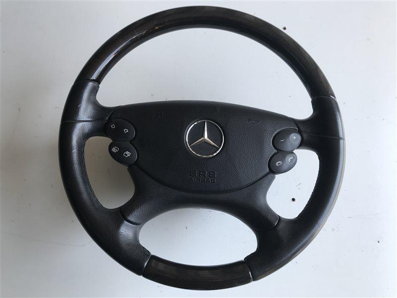Руль Mercedes-Benz Cls-Class W219 W219 C219 272.964 2006
