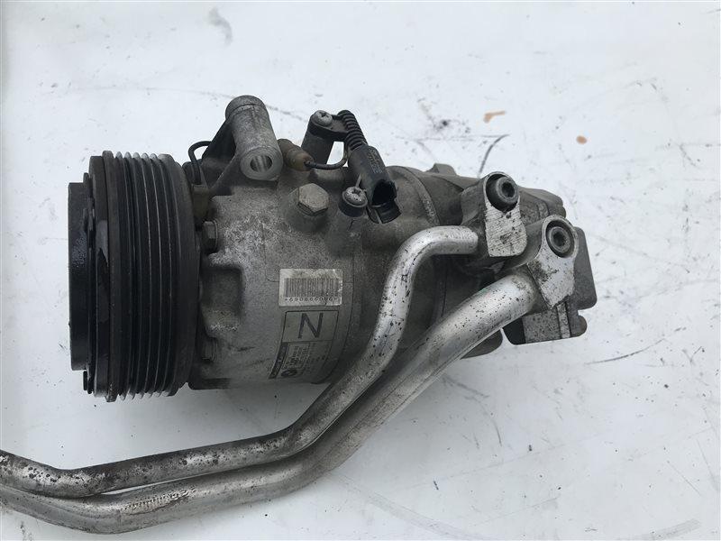 Компрессор кондиционера Bmw 318I E46 N46B20A 2004