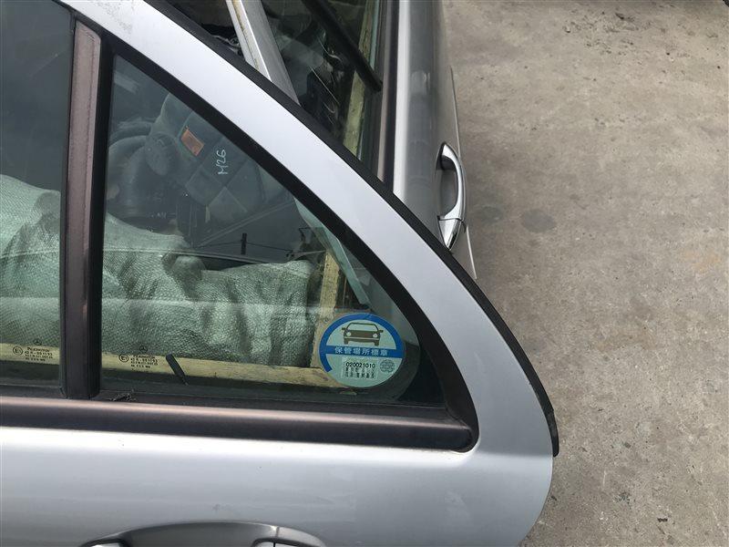 Форточка двери Mercedes-Benz C-Class W203 W203 111.955 2002 задняя левая