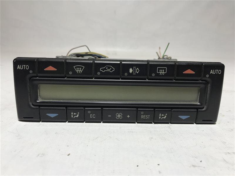 Блок управления климат-контролем Mercedes-Benz E-Class W210 W210 112.911 1999