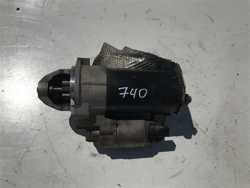 Стартер Bmw 7-Series E65 N62B40A 2007