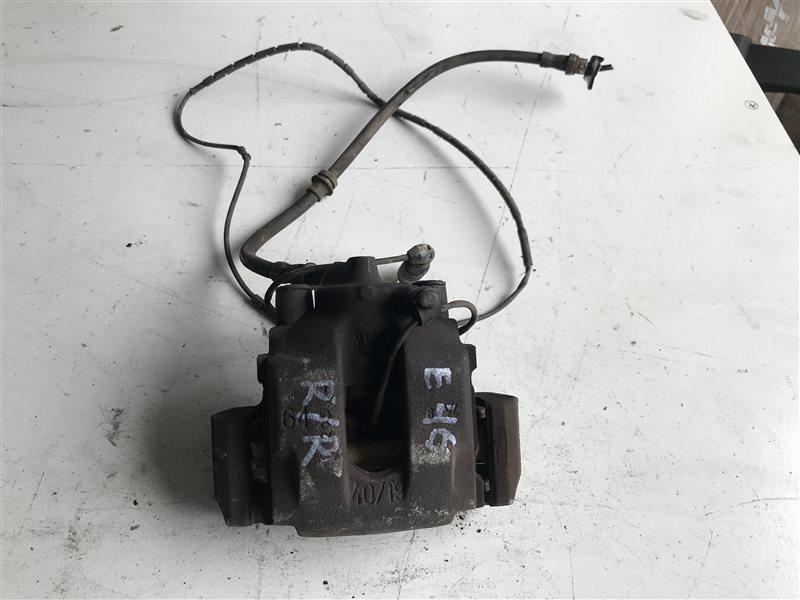 Суппорт тормозной Bmw 318I E46 N46B20A 2004 задний правый