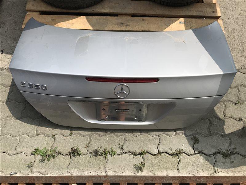 Крышка багажника Mercedes-Benz E-Class W211 W211 272.964 2005