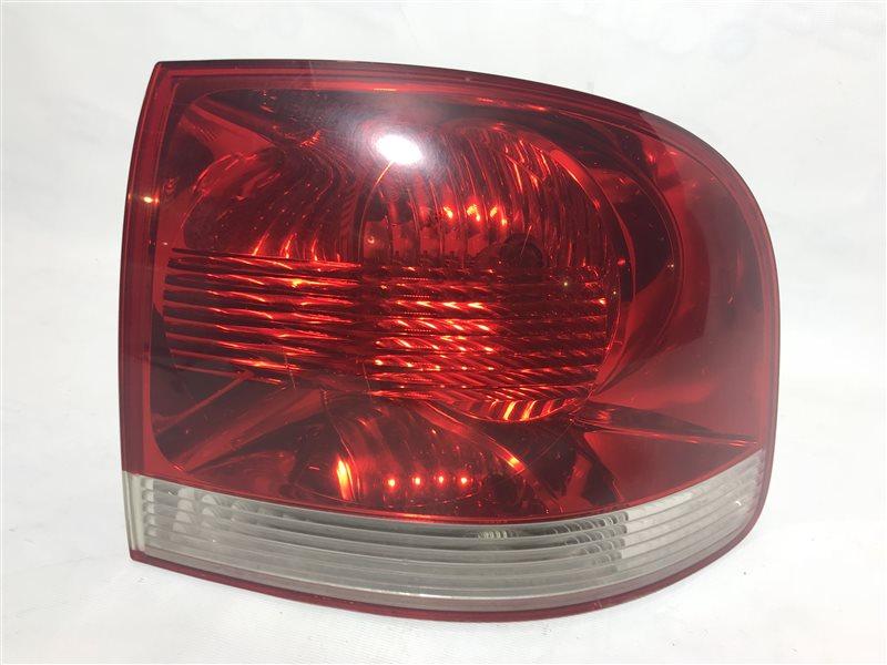 Стоп-сигнал Volkswagen Touareg 7L BMV 2005 правый