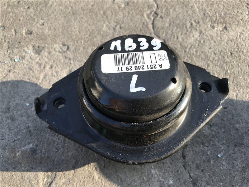 Подушка двигателя Mercedes-Benz M-Class W164 W164 272.967 2006 левая
