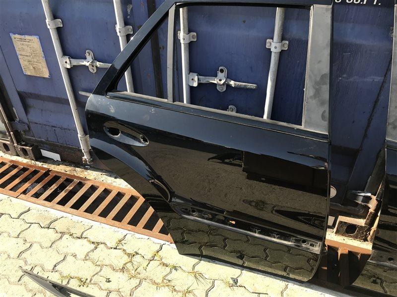 Дверь Mercedes-Benz M-Class W164 W164 272.967 2006 задняя правая
