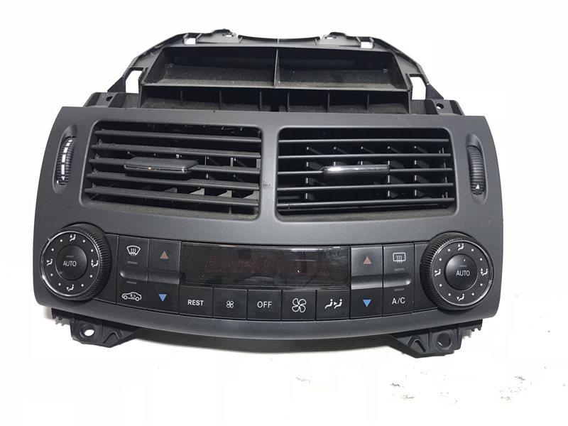 Блок управления климат-контролем Mercedes-Benz E-Class W211 W211 272.964 2005