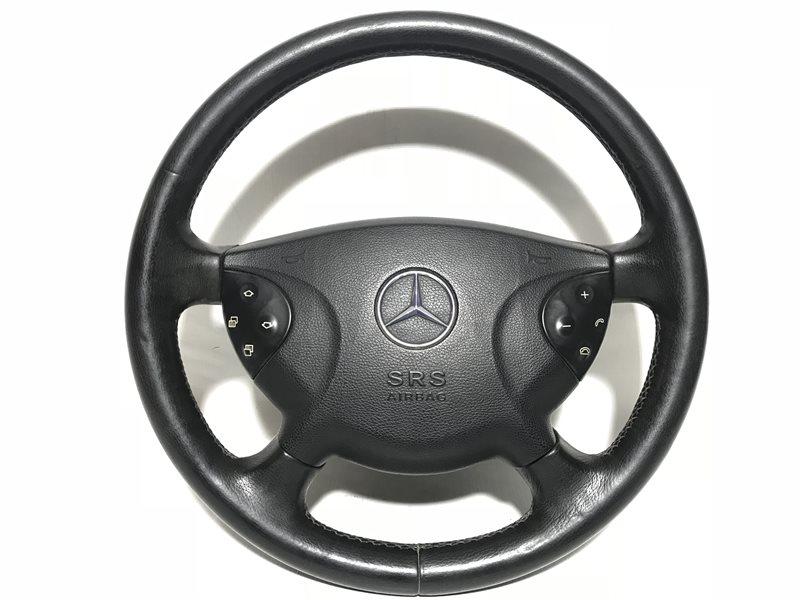 Руль Mercedes-Benz E-Class W211 W211 272.943 2005