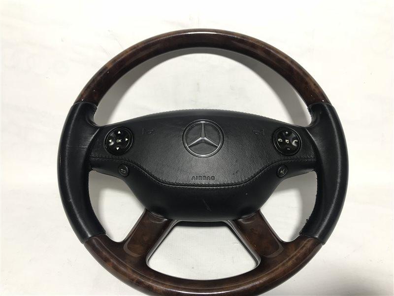 Руль Mercedes-Benz S-Class W221 W221 273.961 2007