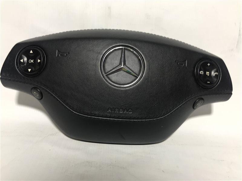Подушка безопасности в руль Mercedes-Benz S-Class W221 W221 273.961 2007
