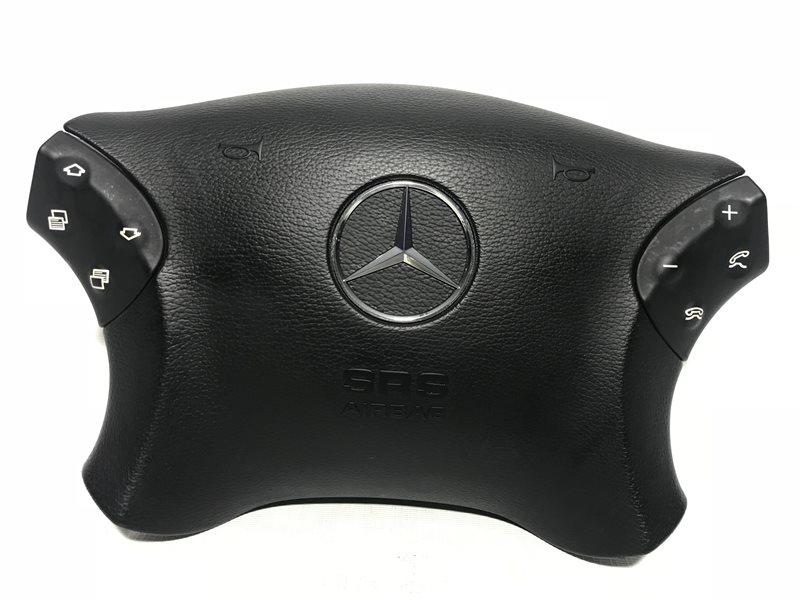 Подушка безопасности в руль Mercedes-Benz C-Class W203 W203 111.955 2002
