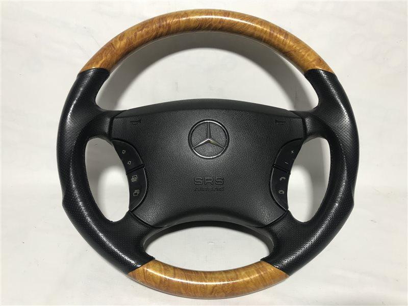 Руль Mercedes-Benz Cl-Class C215 W215 C215 W215 113.960 2002