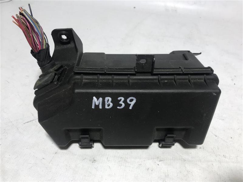 Блок реле Mercedes-Benz M-Class W164 W164 272.967 2006